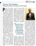 Sensys among top Payroll & HR Technology Solution Provider